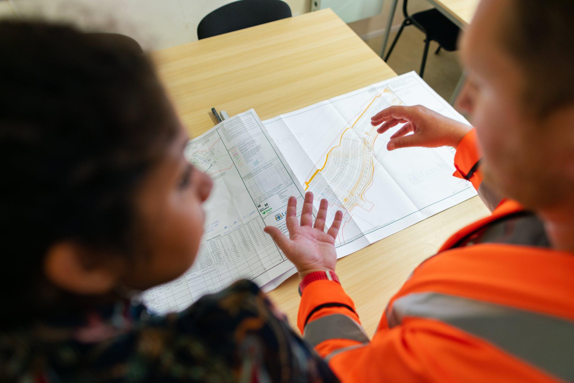 Técnico de Construção Civil - ETPS - FORMAÇÃO PROFISSIONAL